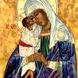 Fr Richard G Cannuli OSA - Mother of God seeker after the Lord
