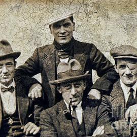 Motley crew
