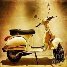 Motor Scooter Vespa by Stefano Senise