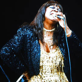 Motown's Martha Reeves by Mike Martin