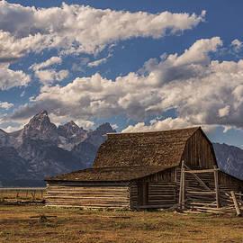 Brian Harig - Moulton Barn - Grand Teton National Park Wyoming