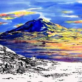 Carolyn Doe - Mount Erebus Antarctica