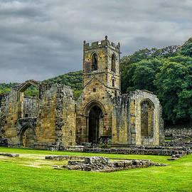 Trevor Kersley - Mount Grace Priory
