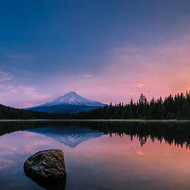 Dan Mihai - Mount Hood Magic