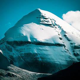 Raimond Klavins - Mount Kailash Home of the Lord Shiva