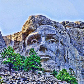 Tommy Anderson - Mount Rushmore Lincoln
