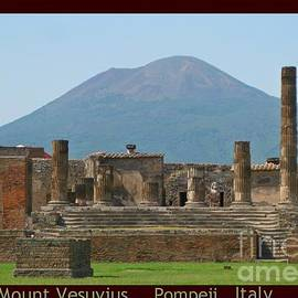 Mount Vesuvius by John Malone Halifax Photographer