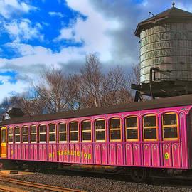 Joann Vitali - Mount Washington Cog Railway