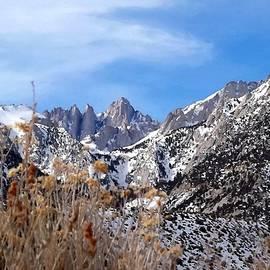 Mount Whitney - California by Glenn McCarthy Art and Photography
