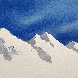 Teresa Ascone - Mountain and Sky