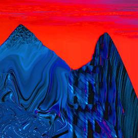 Phillip Mossbarger - Mountain Blue