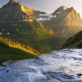 Peter Coskun - Mountain Cascade