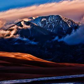 Fred Hunt - Mountain Dawn