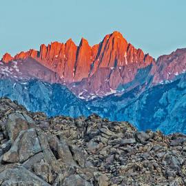 Mountain Jewel by Stephen Whalen