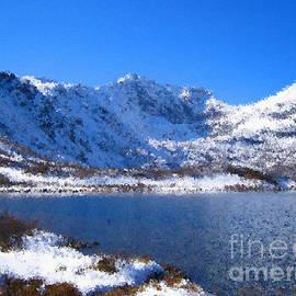 Sergey Lukashin - Mountain lake in Altai