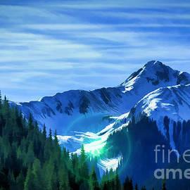 Mountain Sunshine