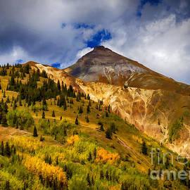 Mountain Top by Janice Pariza