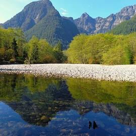 Ian Mcadie - Mountain Trail