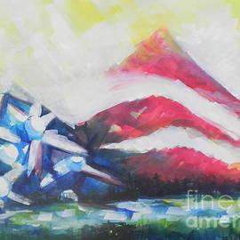 Chrisann Ellis - Mountains of Freedom Two