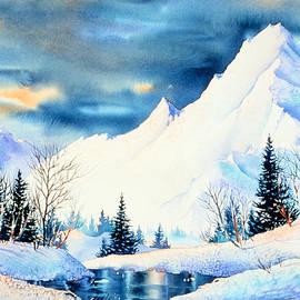 Mountains by Teresa Ascone