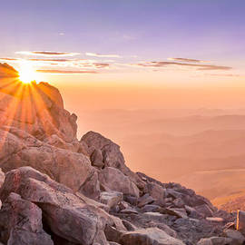 Kari Espeland - Mt. Evans Sunrise
