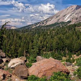 Mt. Lassen by Kathleen Bishop