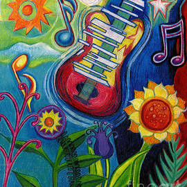 Genevieve Esson - Music On Flowers