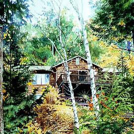 Hanne Lore Koehler - Muskoka Cottage Retreat