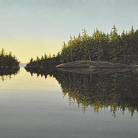 Kenneth M  Kirsch - Muskoka Solitude