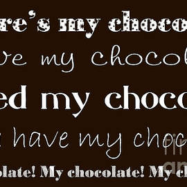 My Chocolate by Andee Design