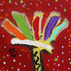 Mary Carol Williams - My Colorful Brush