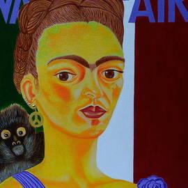 My Frida by Cecilio Atienza
