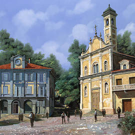 Guido Borelli - my home village