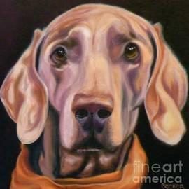 My Kerchief by Susan A Becker