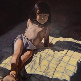 Thu Nguyen - My little cheese cake - Wah Zhee Tah