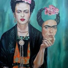 My own Frida by Violetta Tar
