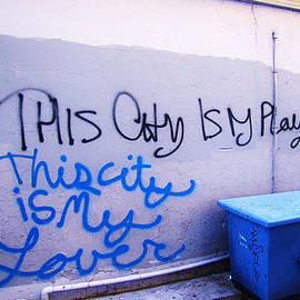 My Playground by Ashley Davis