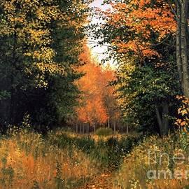 Michael Swanson - My Secret Autumn Place