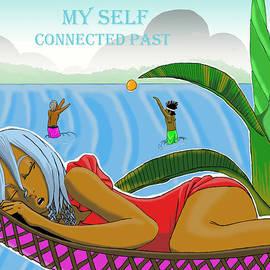 MY SELF illustration 3 by Stefano Ukandu
