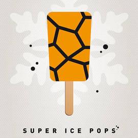 Chungkong Art - My SUPERHERO ICE POP - The Thing