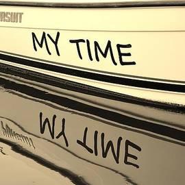 Cynthia Guinn - My Time Boat Name