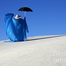 Mystic Blue 7 by Bob Christopher
