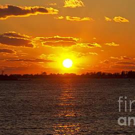 Mystic Sunset by Joe Geraci
