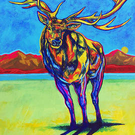 Derrick Higgins - Mythical Elk