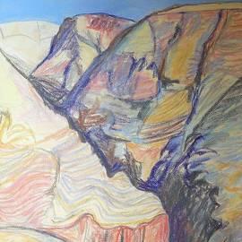 Esther Newman-Cohen - Nachal Darga Canyon