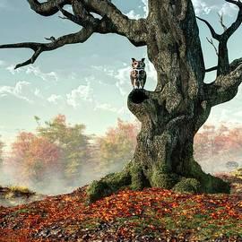 Naked Tree by Daniel Eskridge