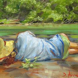Nap time   La sieste by Dominique Amendola