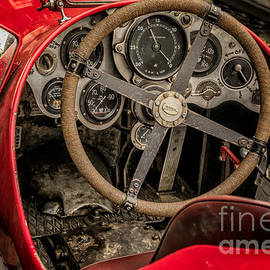 Napier Bentley Cockpit  by Adrian Evans