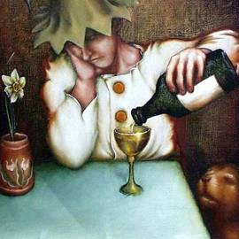 Narcissus by Vsevolod Poliohin