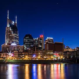 Nashville Magic Hour  by John McGraw